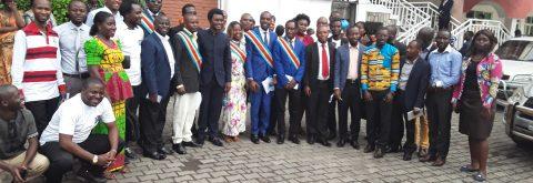 PPI a piloté la campagne Jeunes Nous Pouvons à travers la RDC sous le financement de Innovation for change