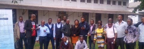 DDH de Kinshasa réunis par PPI au centre Carter