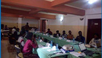 BUKAVU : PPI organise un Atelier de formation en plaidoyer et communication pour la protection et sécurité des journalistes en province du Sud Kivu.