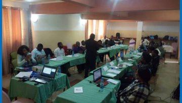 BUKAVU - PPI : L'essentiel de la deuxième journée de la formation sur la communication et plaidoyer pour la protection des journalistes, médias et associations des médias au Sud Kivu.